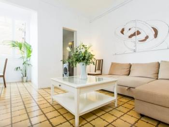 Large Luminous Flat BCN Center - Apartamento en Barcelona