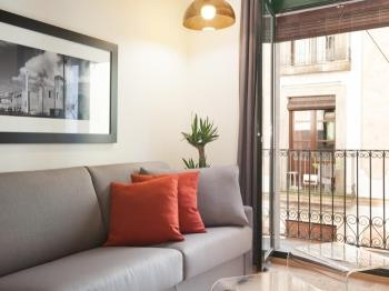 Beautiful apartment in the city center 2 1 - Apartamento en Barcelona