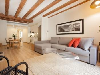 Cozy and lovely apartment in the CENTER of BCN 2 2 - Apartamento en Barcelona
