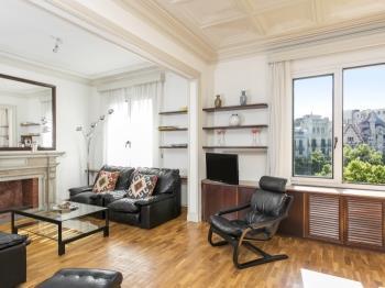 5* Luxury flat Passeig de Gràcia - Apartment in Barcelona