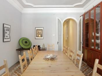 Catalan big flat close to Sagrada Familia - Apartamento en Barcelona