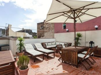 *****Borne Private Rooftop Terrace - Apartment in Barcelona
