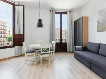 Lovely place near Sagrada Familia MIN 32 NIGHTS! - Apartment in Barcelona