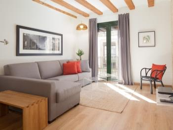 Explore Historic Sites from a Tranquil Old Town Ap - Apartamento en Barcelona