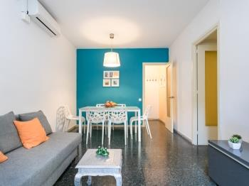 Charming apartment with PARKING/near Park Guell - Apartamento en Barcelona
