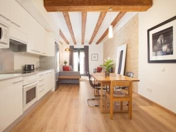 Wonderful spacious luminous apartment CENTER - Apartamento en Barcelona