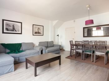 Charming DUPLEX with Terrace next to Arc de Triomf - Apartment in Barcelona