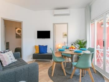Luminous Charming apartment Paseo San Juan - Apartamento en Barcelona