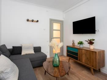 Sagrada Familia bright apartment with balcony - Apartamento en Barcelona